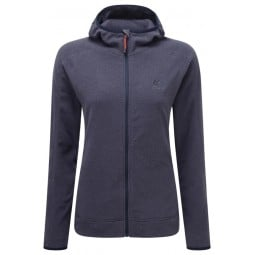 Diablo Hooded Jacket Damen Cosmos