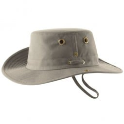 Tilley T3 Snap-Up Hat Herren Khaki