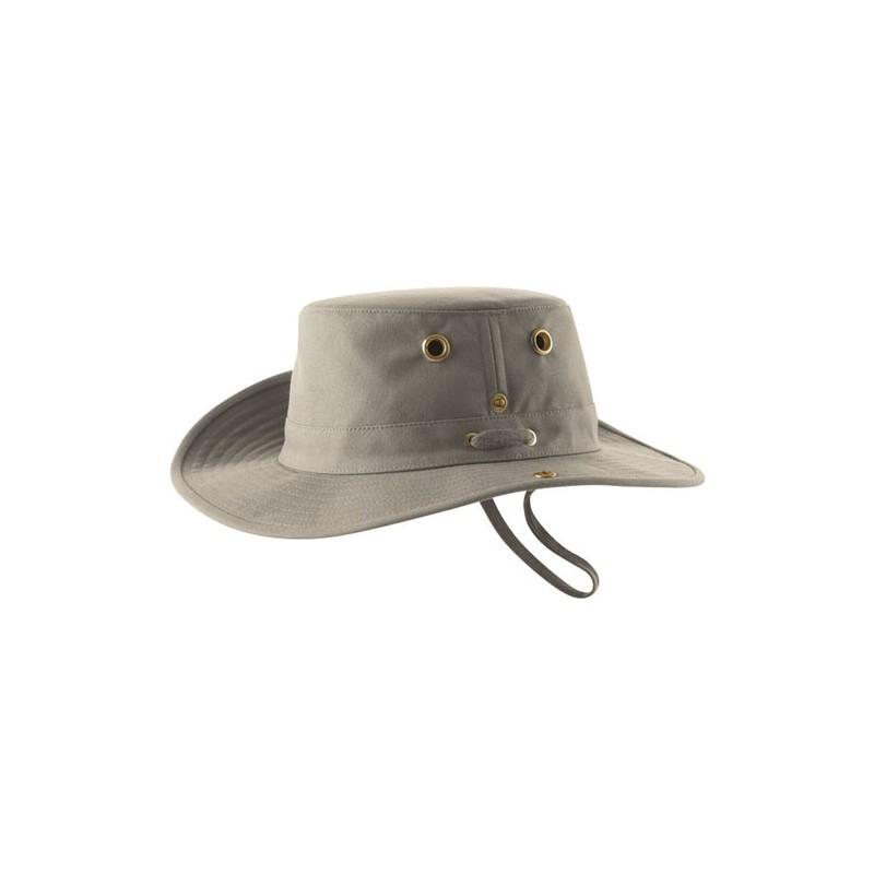 Tilley T3 Snap-Up Hat Herren Khaki
