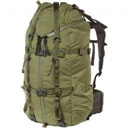 Terraframe 3-Zip 50 Rucksack Frontansicht