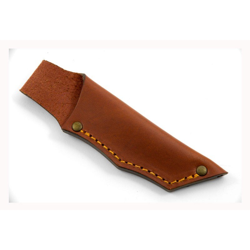 Messerscheide aus Leder für das Casström Safari Messer