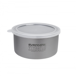 Evernew Ti Storage Pot 560
