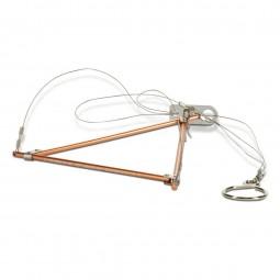 Jetboil Hanging Kit mit stabiler, dreickiger Form