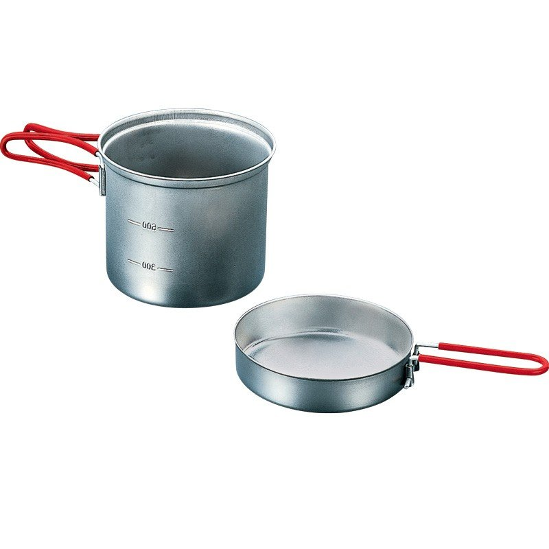 Evernew Ultralight Deep Pot 0,9 L