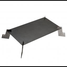 Evernew Titanium Solid Table