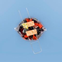 Picogrill Spieß über Modell 239 im Einsatz als minimalistischer Grillrost