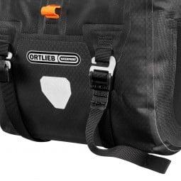 Ortlieb Handlebar Pack QR Verschluss mit robusten Haken und Verstell-Schnalle