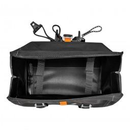 Ortlieb Handlebar Pack QR Innenraum mit stabilisierenden Gurtbändern
