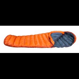 FlyLite Daunenschlafsack liegend