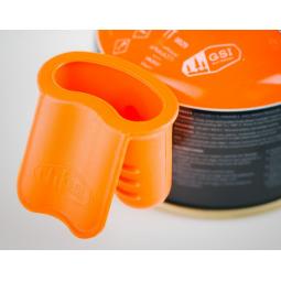 GSI Glacier Stainless Minimalist Topfset mit kleinem Topfgriff mit integriertem Magnet