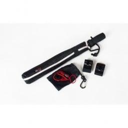 Euroschirm teleScope Handsfree UV Schirm mit Befestigungen für den Rucksack
