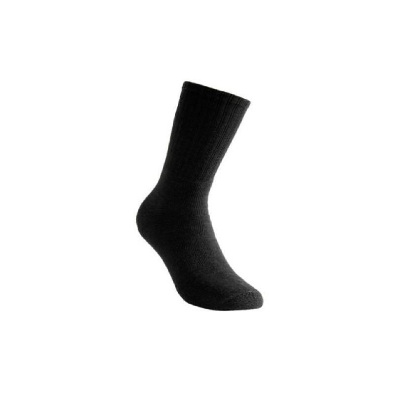 Woolpower Socke 200 Schwarz