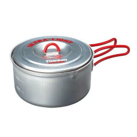 Evernew Ti Ultralight Pot 0,9L