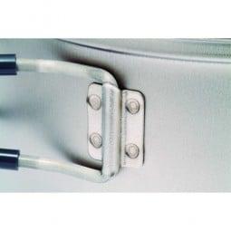 Evernew Ti Ultralight Pot 0,9L Detailansicht Griff