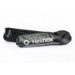 Helinox Table One Campingtisch Packtasche und gefalteter Tisch