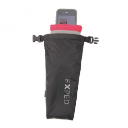 Exped Crush Drybag Packsack 3XS Schwarz