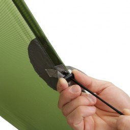 Exped Scout Tarp Extreme Abspannung
