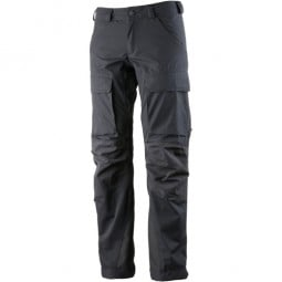 Lundhags Authentic Pants Short Damen Schwarz
