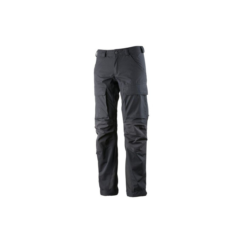 Lundhags Authentic Pants X-Long Damen Schwarz