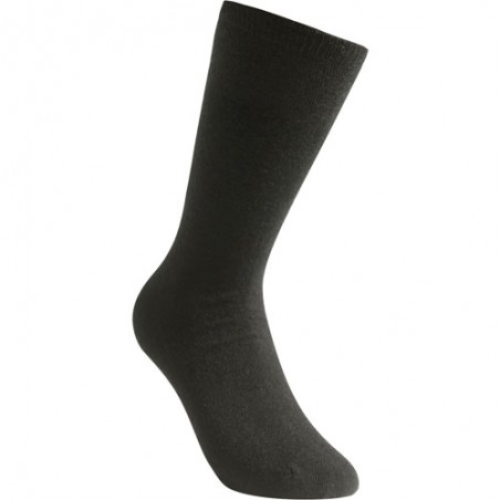 Woolpower Liner Classic Socke Schwarz