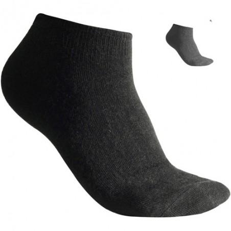 Woolpower Shoe Liner Socke Grau