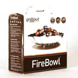 UCO Grilliput FireBowl Feuerschale klein in Verpackung