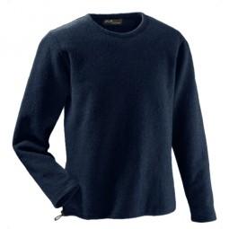 Mufflon Leon Pullover Herren Blau