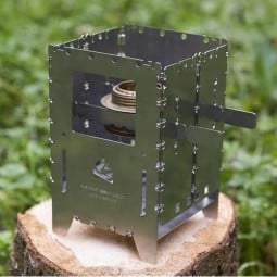 Bushcraft Essentials Bushbox XL mit Trangia Brenner