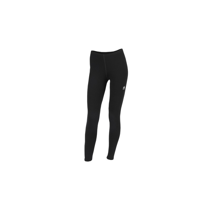 Aclima Warmwool Long Pants Damen Schwarz