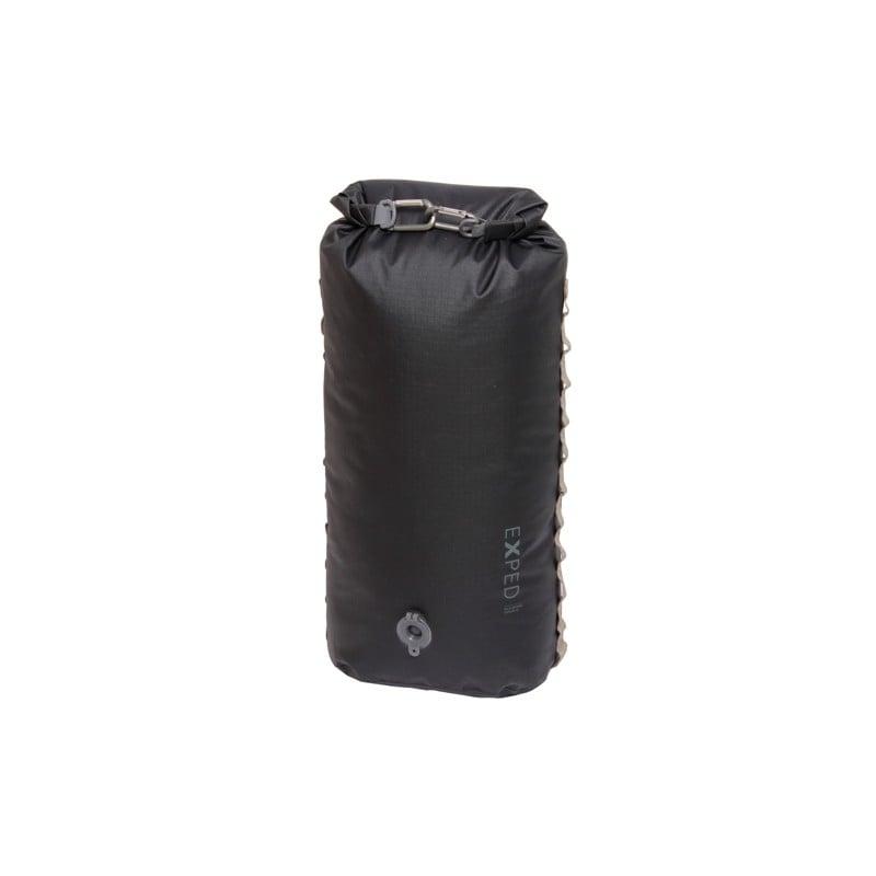Exped Fold-Drybag Endura Packsack Schwarz