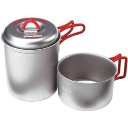 Evernew Ti Ultralight Solo Pot Set
