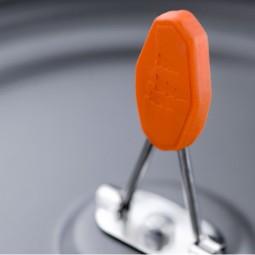 GSI Halulite Boiler 1.1 L Detailbild Deckelgriff