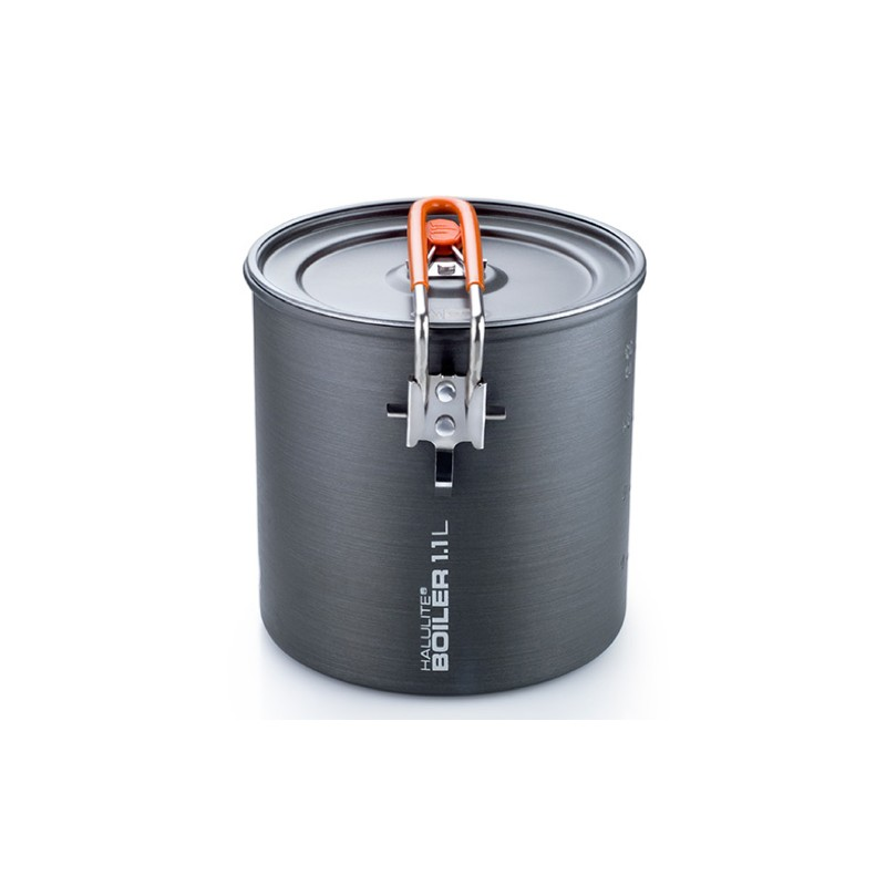 GSI Halulite Boiler 1.1 L Topf Packmaß