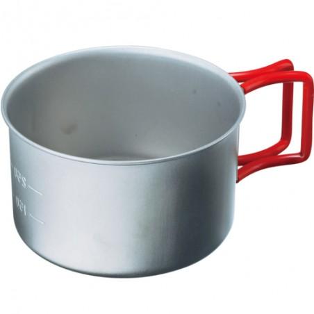 Evernew Ti Solo Cup Titantasse 400 ml