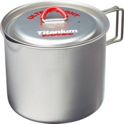 Evernew Ti Ultralight Mug Pot 900