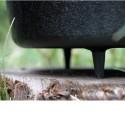 Petromax Dutch Oven Feuertopf Detailansicht Füße