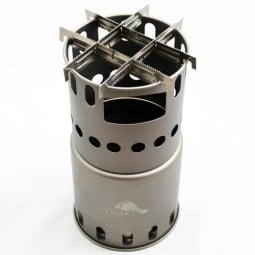 Toaks Titanium Wood Stove Cross Bars 4 Stück für mehr Stabilität