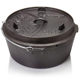 Petromax Dutch Oven Feuertopf ohne Füße mit Deckel