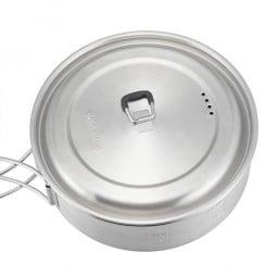 Solo Stove 2 Pot Set kleinerer Topf
