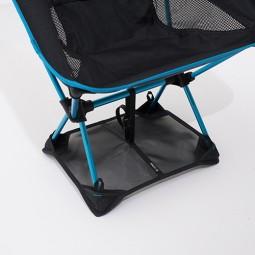 Helinox Groundsheet für Chair One im Einsatz