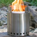 Solo Stove Campfire Holzofen im Einsatz