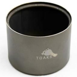 Toaks Titanium Siphon Alcohol Stove - 20 Gramm leichter Spiritusbrenner