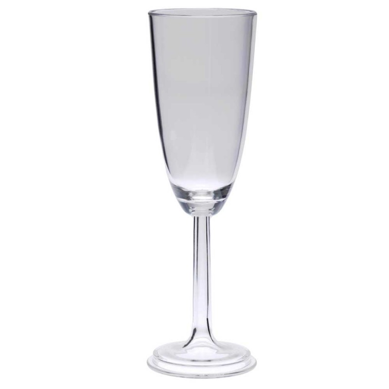 GSI Champagner Glas