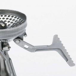 Soto Amicus Gaskocher Detailbild Einklapp-Mechanismus