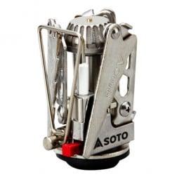 Soto Compact Foldable Gaskocher zusammengeklappt