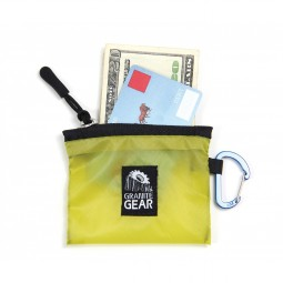 Granite Gear Hiker Wallet Beispiel mit Inhalt