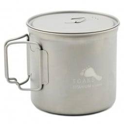 Toaks Titanium 1100 ml Pot