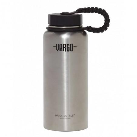 Vargo Insulated Stainless Steel Para-Bottle silber