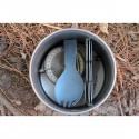 Vargo Titanium BOT 700 Beispiel Stauraum innen für kleine Gegenstände