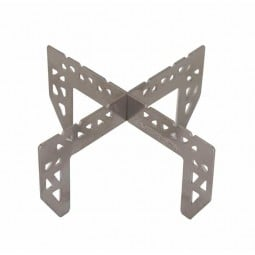 Evernew Ti Trivet 2 Cross Stand für Ti Alcohol Stove
